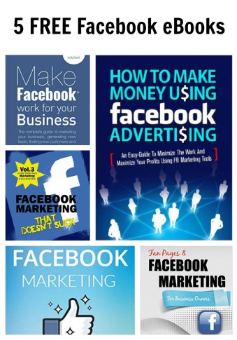 5 FREE Facebook eBooks