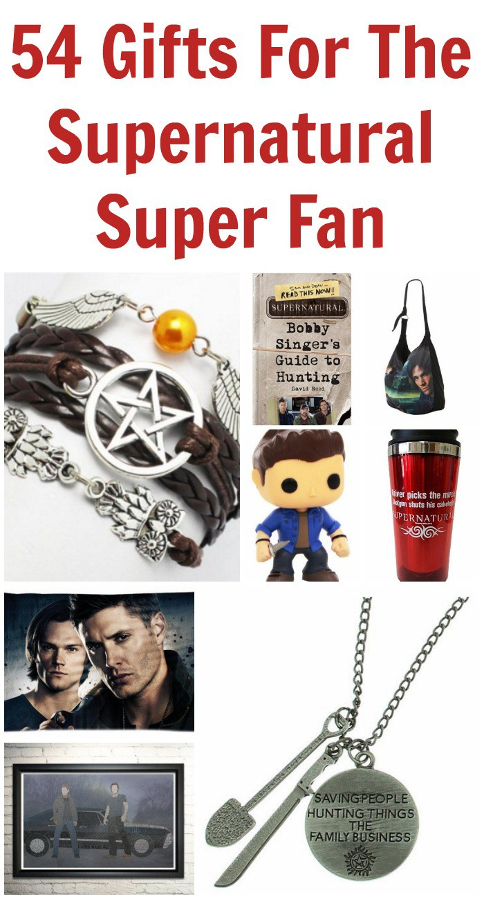 54 Gifts For The Supernatural Super Fan