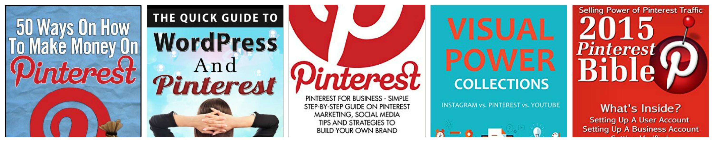 5 FREE Pinterest eBooks