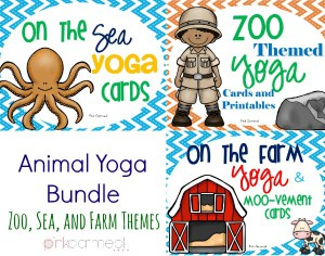 Animal Yoga Bundle Picture