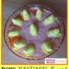 Frosty Mandarin Dessert. Perfect for Easter Dinner.