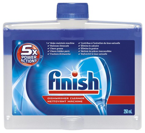Finish keeps dishwashers clean