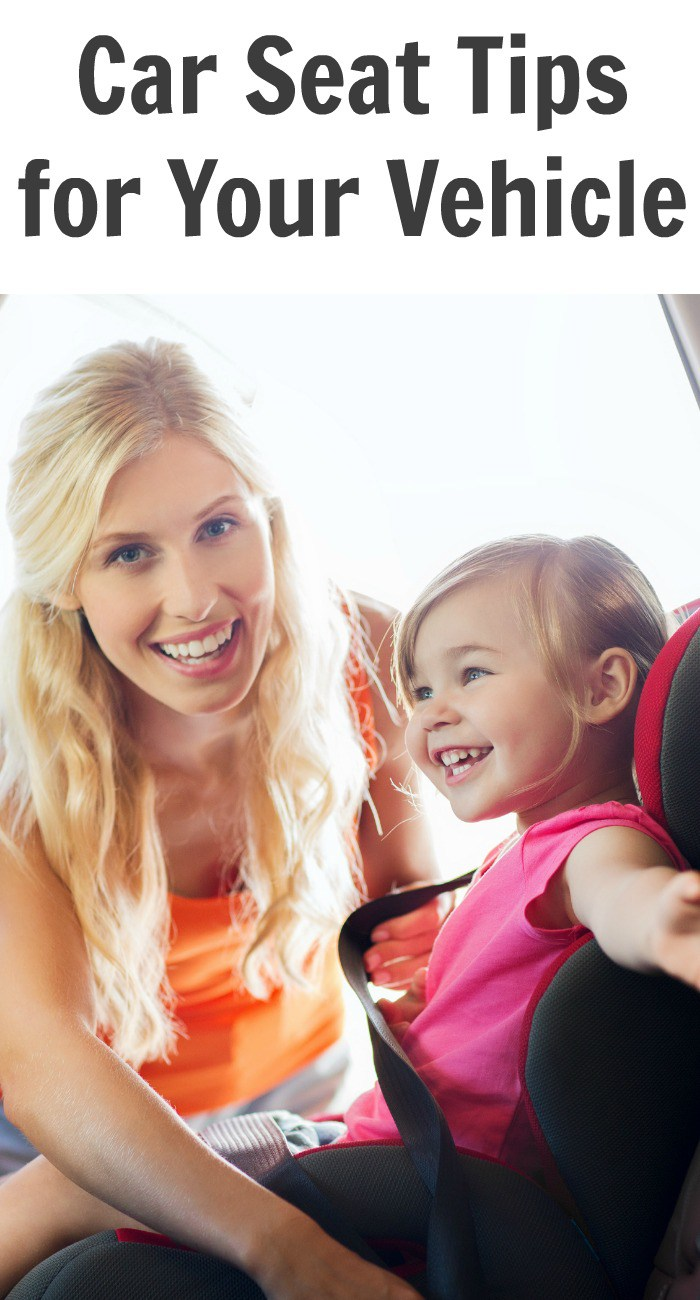 Car Seat Tips for Your Vehicle