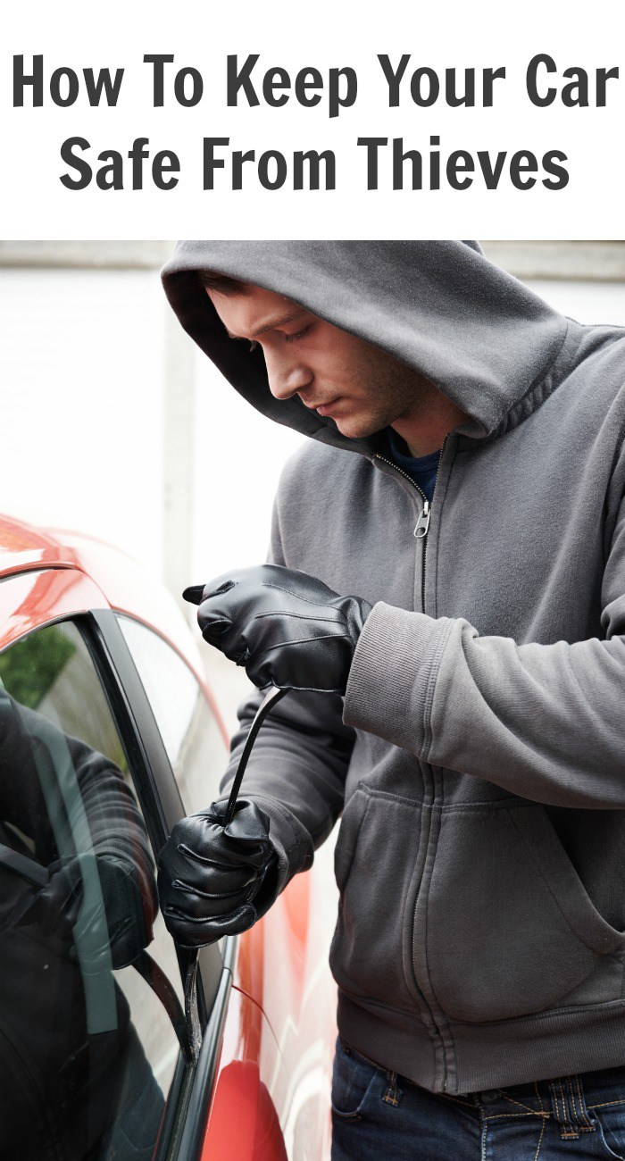 How To Keep Your Car Safe From Thieves