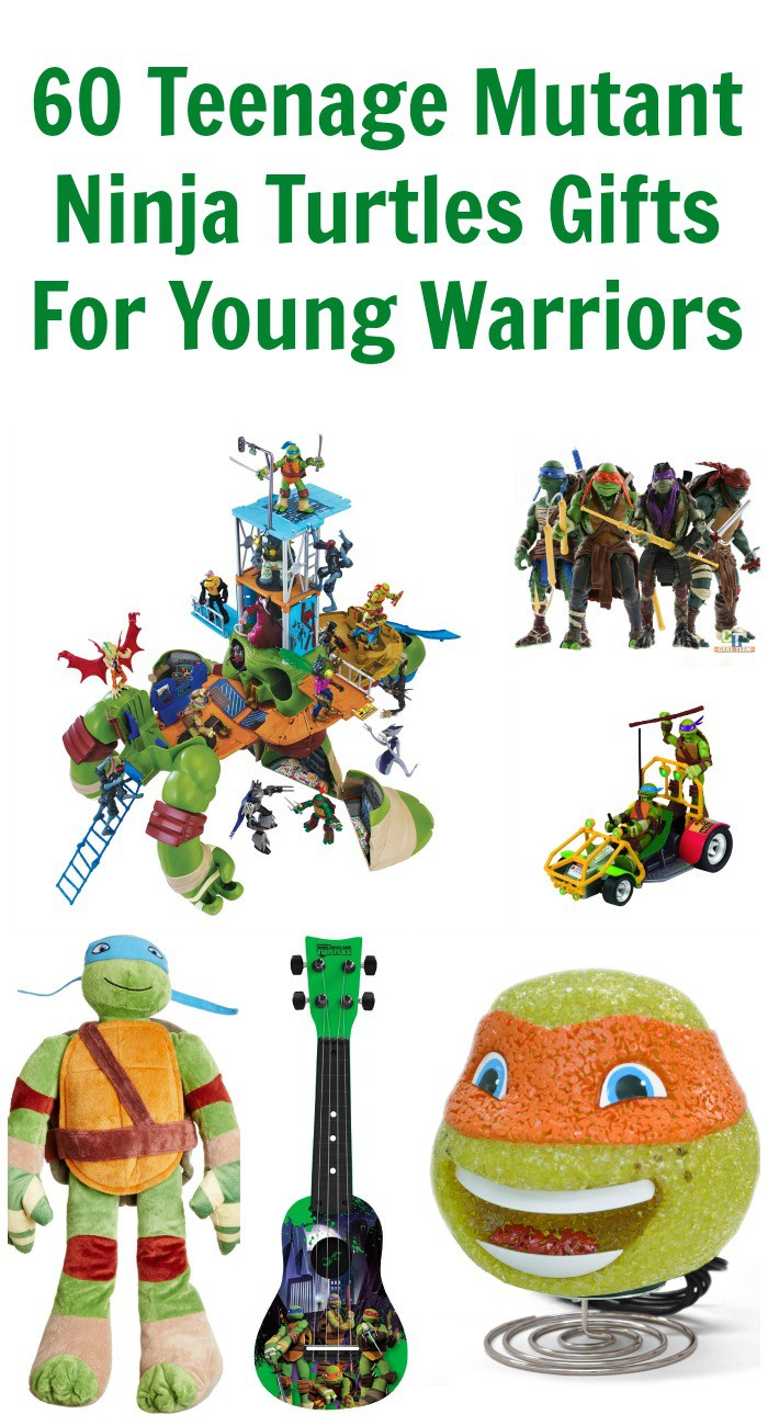 60 Teenage Mutant Ninja Turtles Gifts For Young Warriors