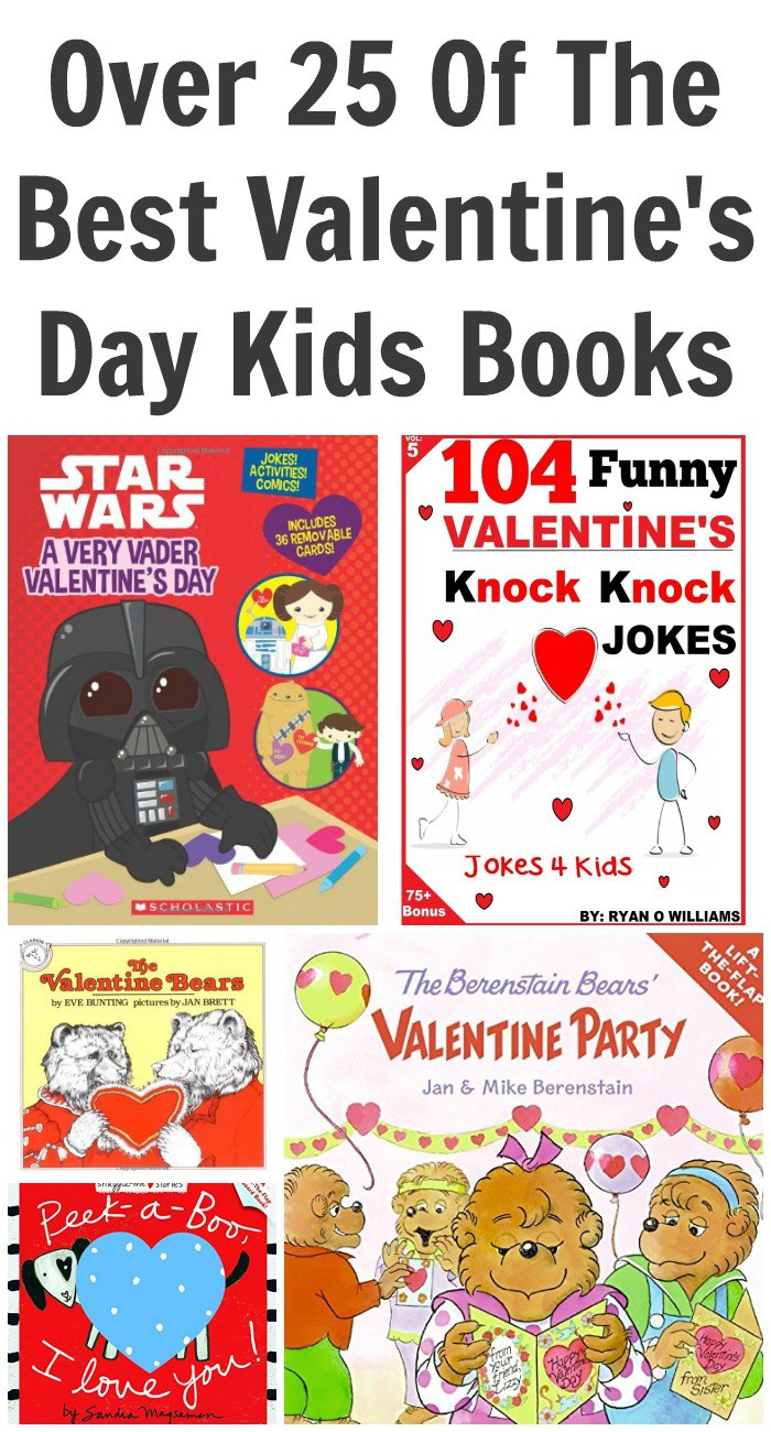 Over 25 Of The Best Valentine's Kids Books - Must Reads