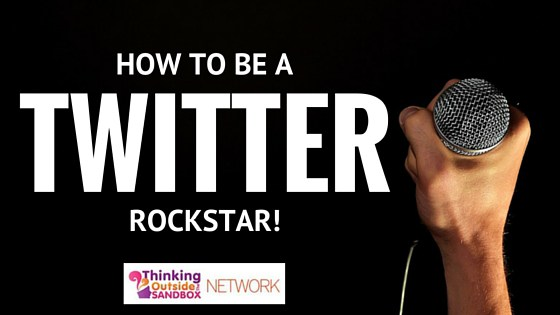 How to be a Twitter Rockstar!