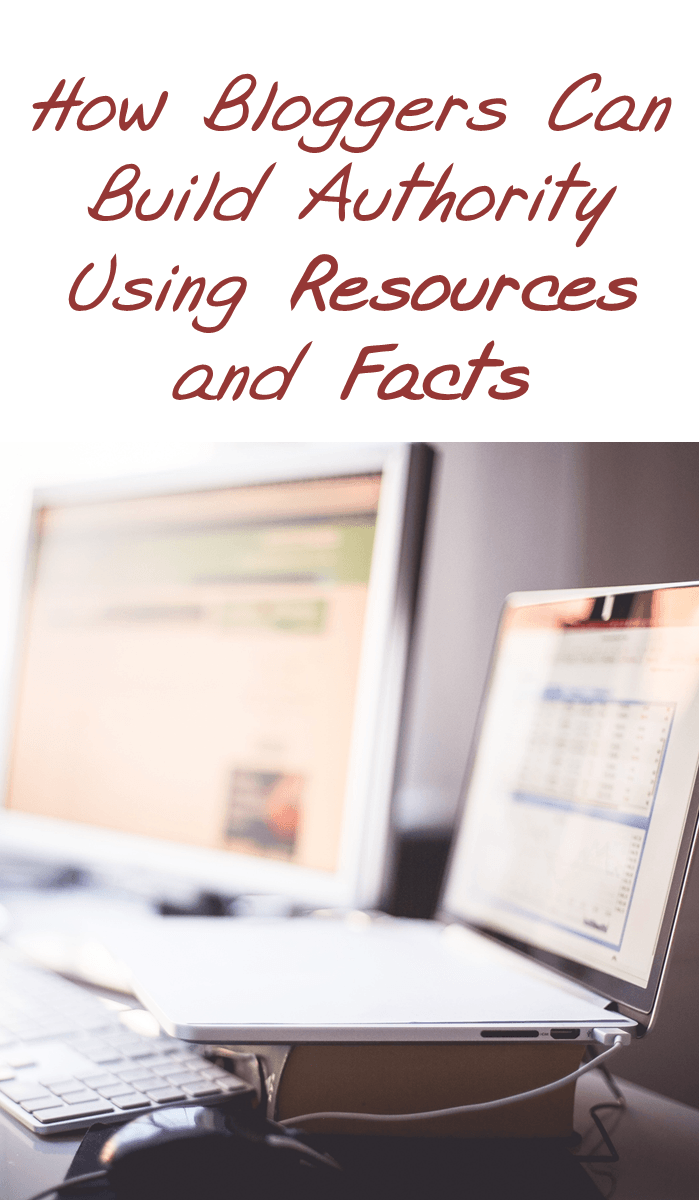 How bloggers can use resources and facts