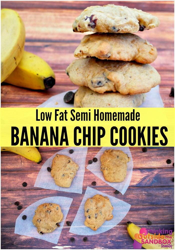 banana chip text pin