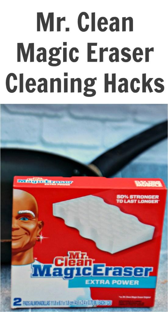 Magic Eraser Cleaning Hacks