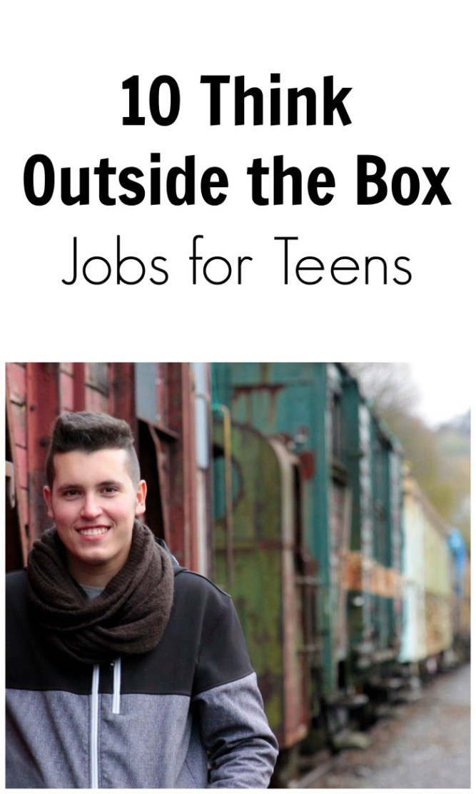 10 Unique Jobs For Teenagers