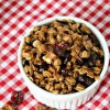 Cranberry Almond Granola Cereal