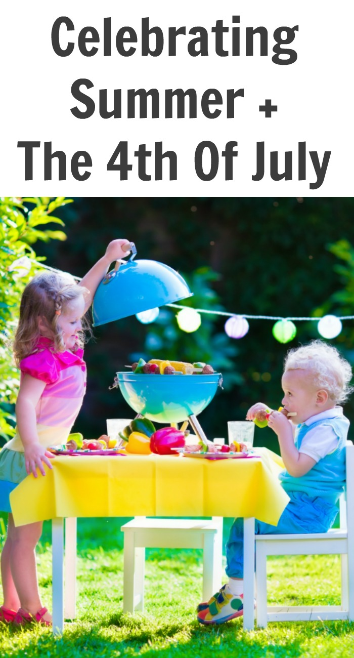 Celebrating Summer + The 4th Of July