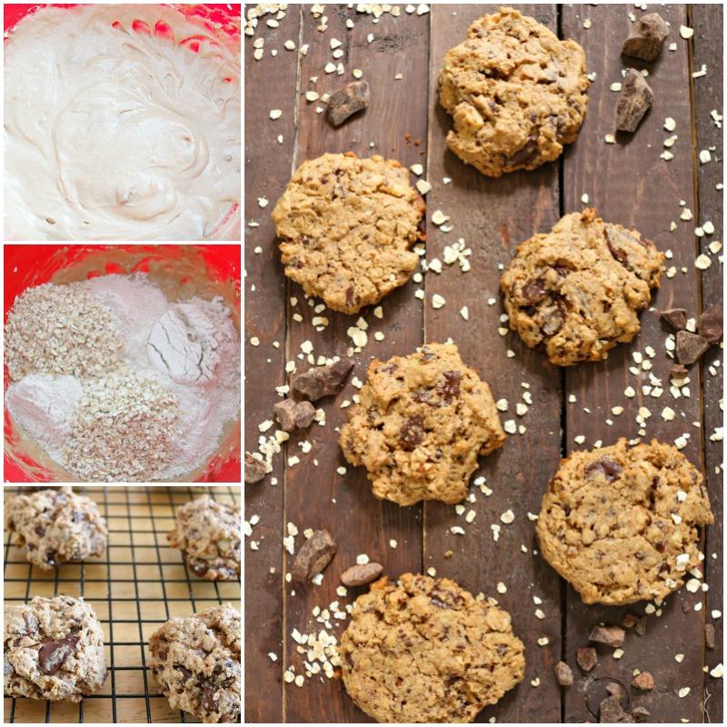 Oatmeal Chocolate Chunk Cookie Recipe