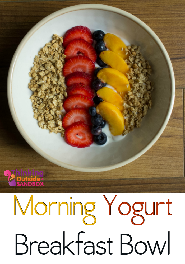 Morning Yogurt Breakfast Bowl