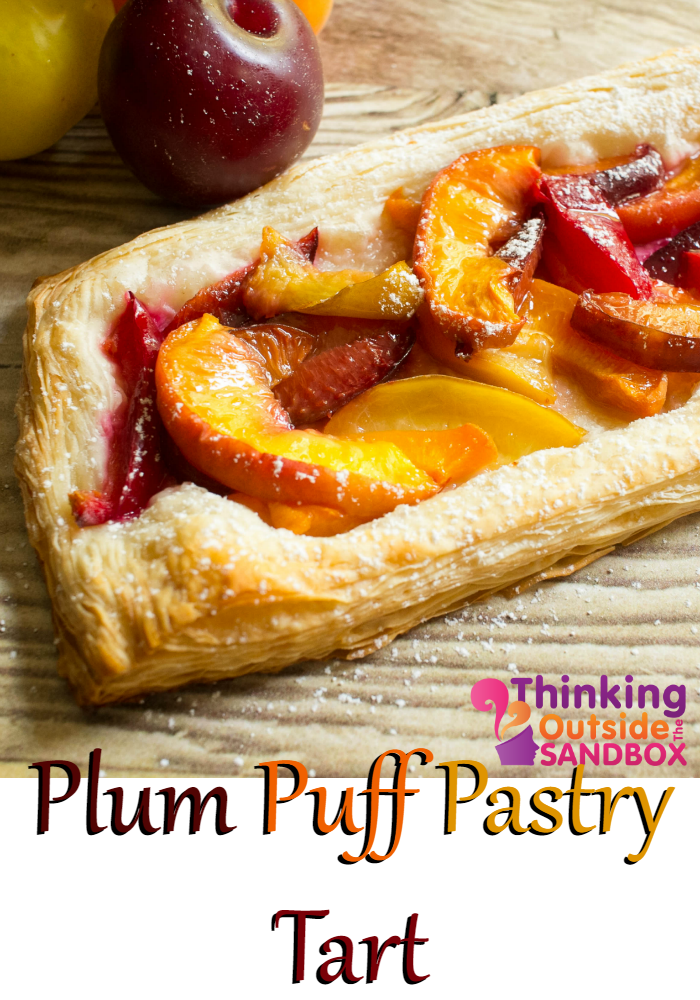 Plum Pastry Tart Recipe