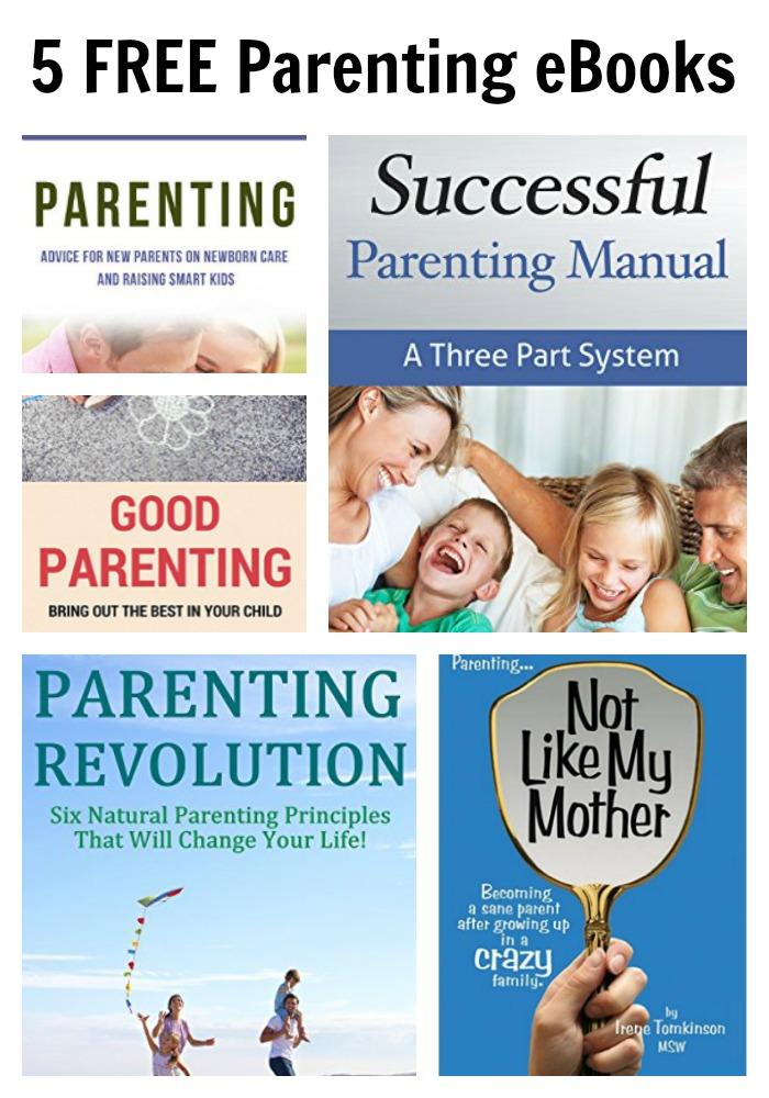 5 FREE Parenting eBooks