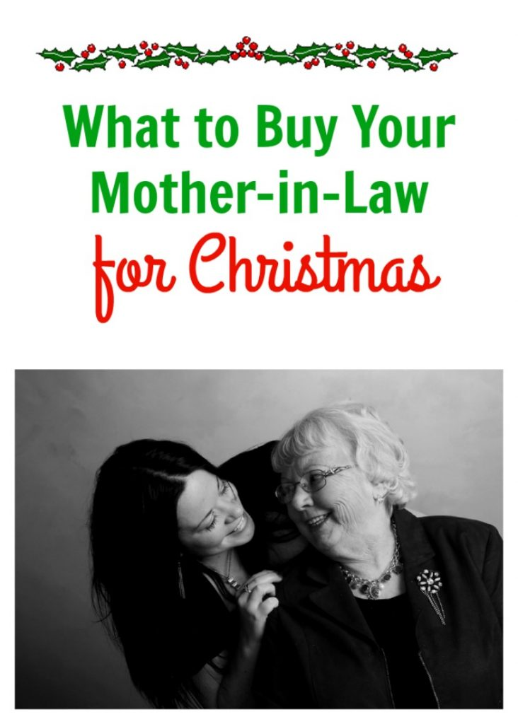 What To Buy Your Mother-in-Law For Christmas