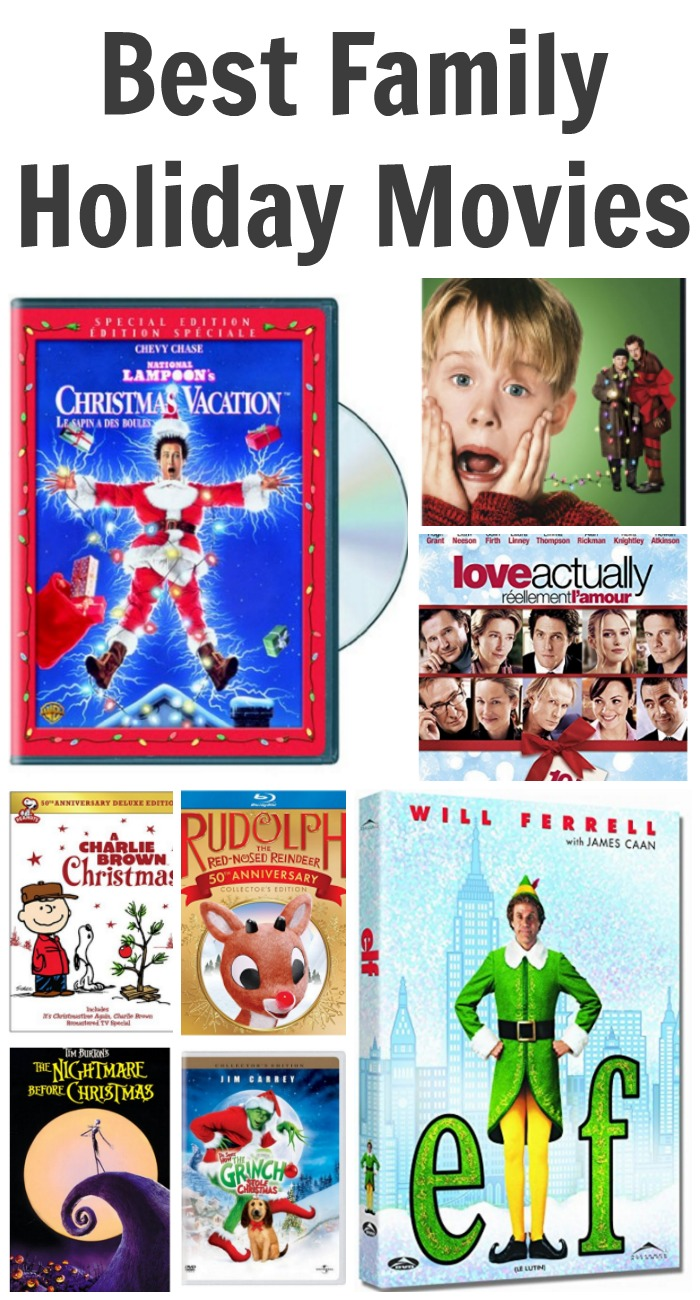 Best Family Holiday Movies