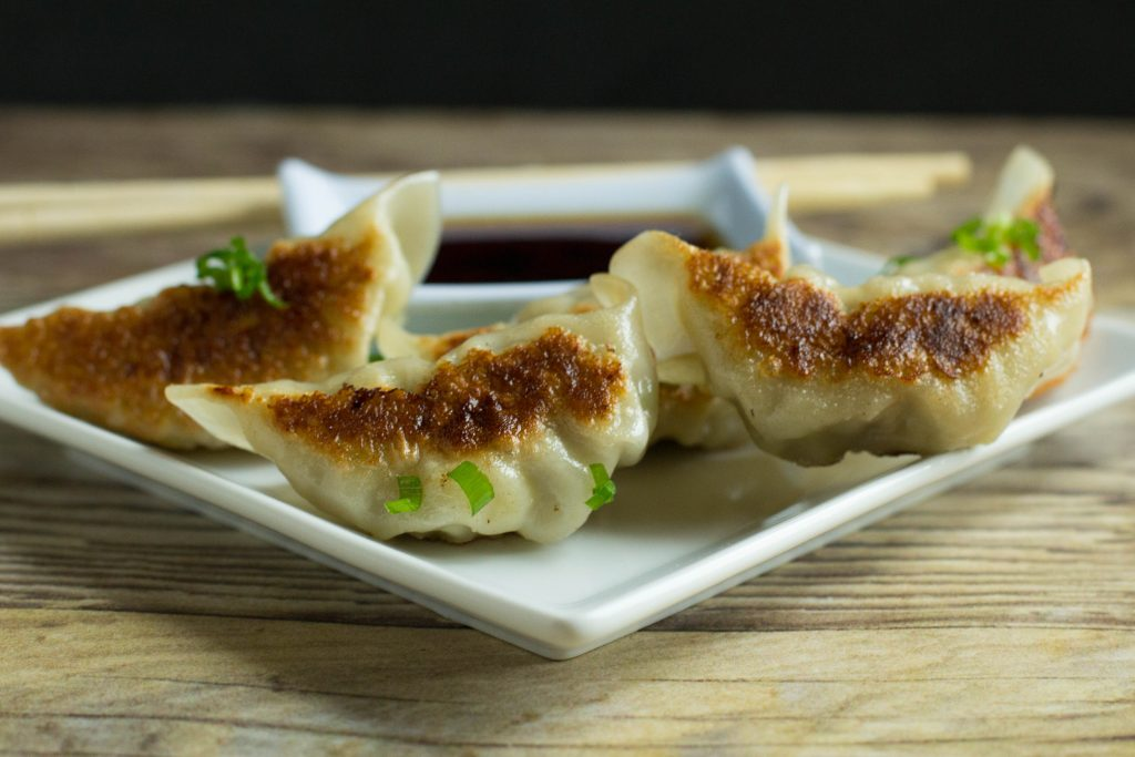 Simple Pork Gyoza Recipe With Cabbage