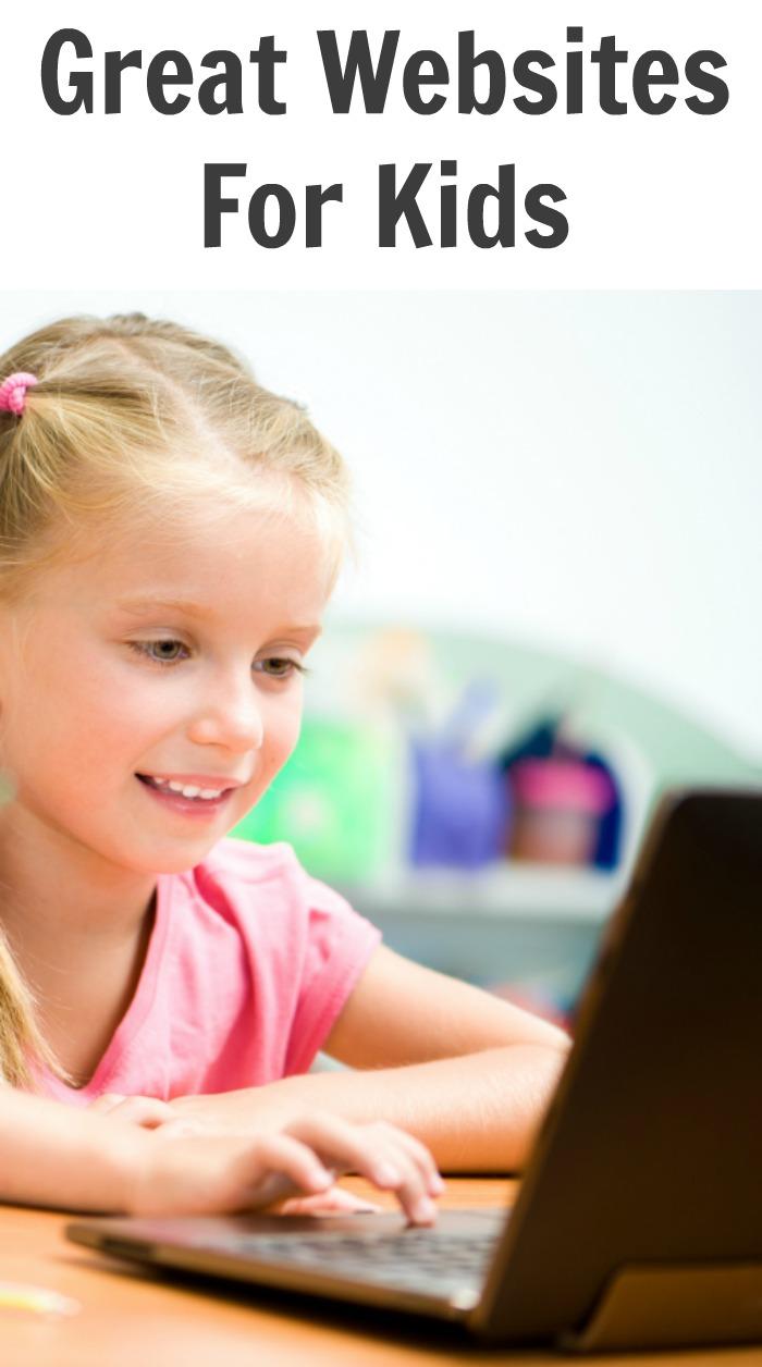 Great Websites For Kids