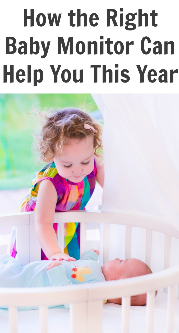 How the Right Baby Monitor Can Help You This Year