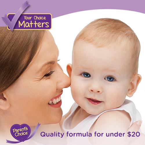 formula preparation parents choice