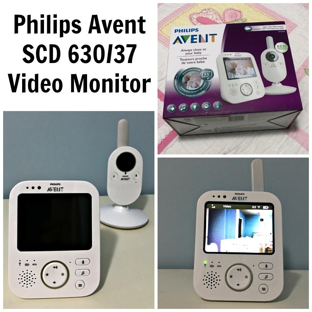 Philips Avent SCD 63037 Video Monitor