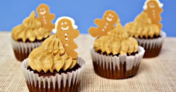 Best Gingerbread Cupcake Recipe