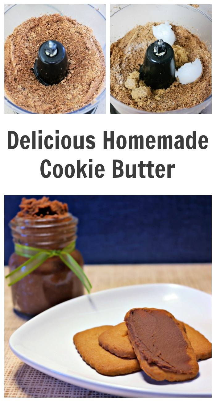Delicious Homemade Cookie Butter Recipe