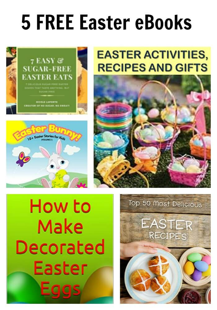 5 free easter ebooks tots network if you are looking for a fun way to celebrate easter you will not want to miss out on any of these great freebies right now on amazon you can download negle Image collections