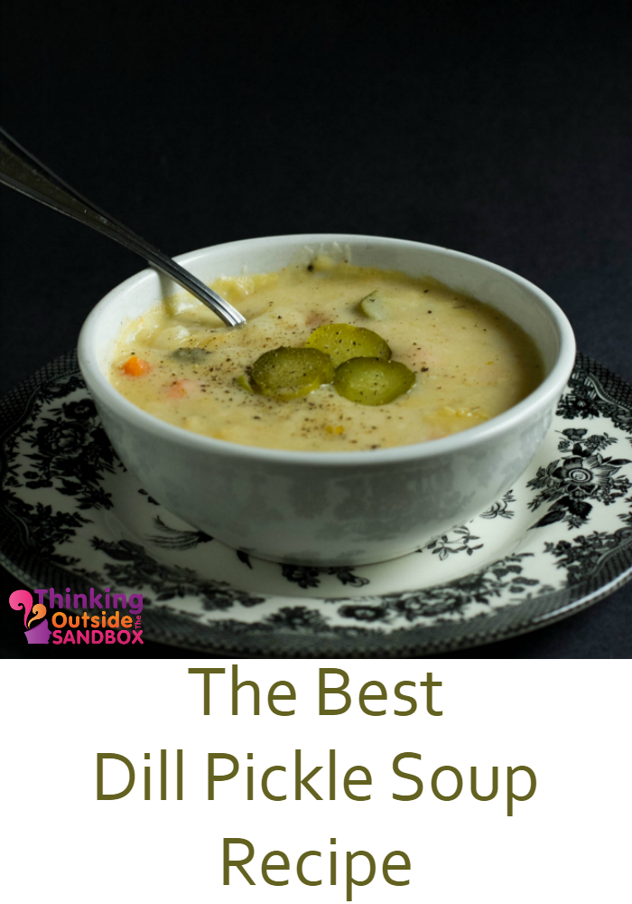 The Best Dill Pickle Soup Recipe