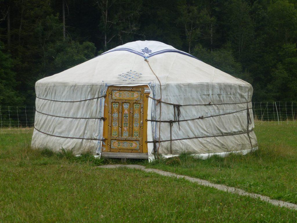 Yurt Adventure